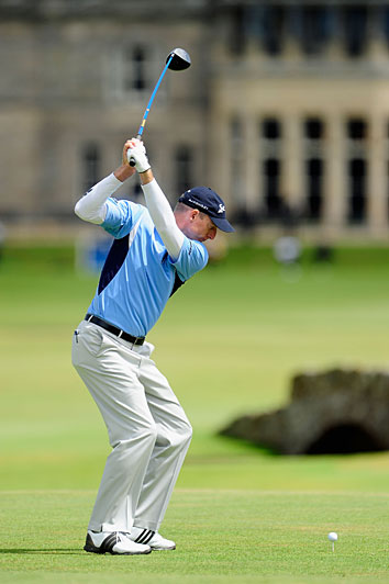 FITNESS: How your hips can affect your ball flight… – Daniel Gray