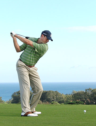 FITNESS: How your hips can affect your ball flight… – Daniel